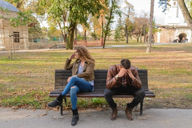 coping with disappointment failed relationship