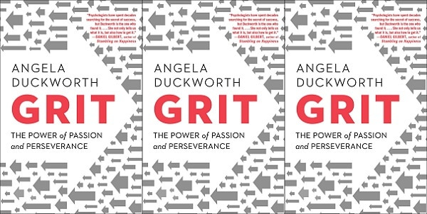 Grit the power of passion and perseverance angela duckworth